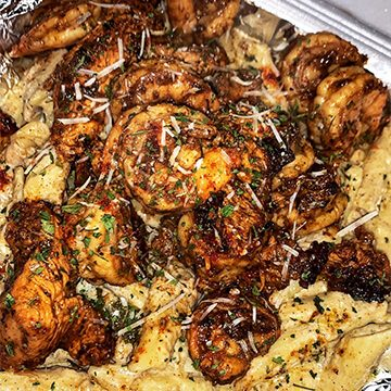 Creole Orleans Catering - Soul Food 5