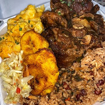 Creole Orleans Catering - Soul Food 8