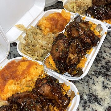 Creole Orleans Catering - Soul Food2